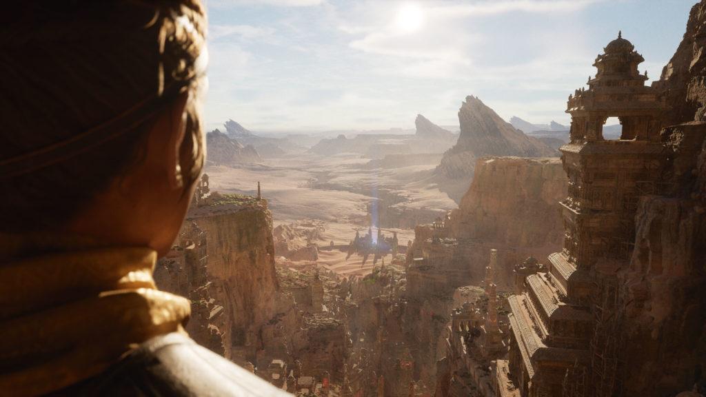 Unreal Engine 5, Lumen y Nanite